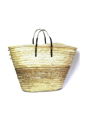 XL Circle Basket Bag