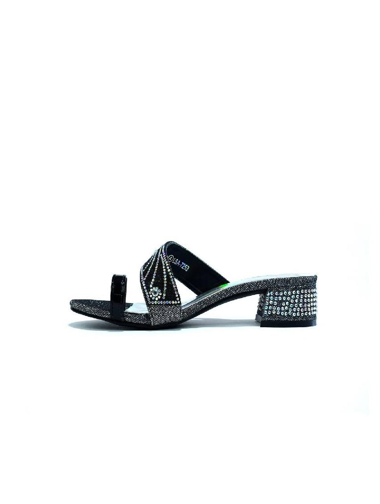 LSA-7253 MID HEEL FASHION SANDAL