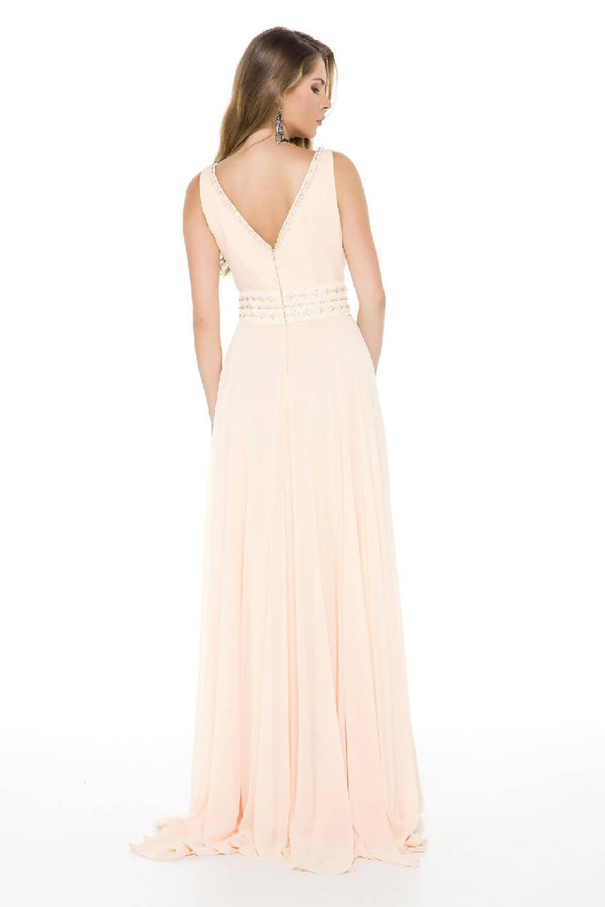 Maxi Chiffon Dress