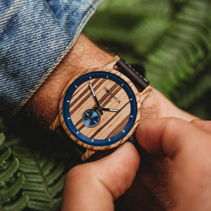Wooden Watch | Syacamore | Botanica Watches