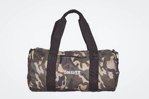Swaver Jungle Camouflage Barrel Bag