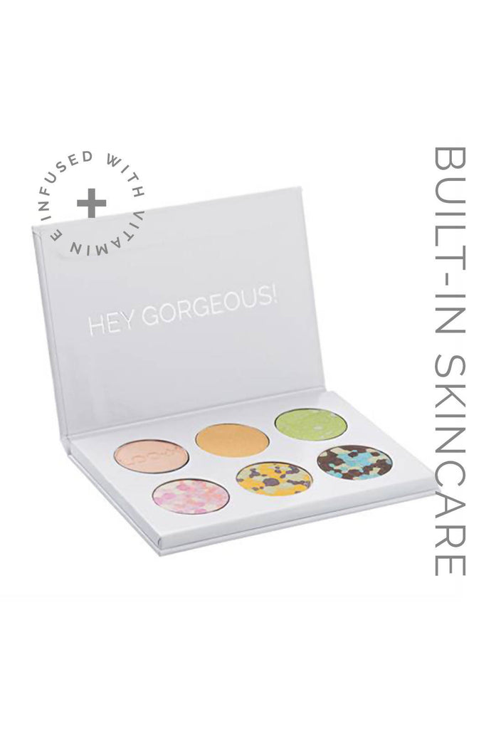 Eyeshadow palette Blossom into More