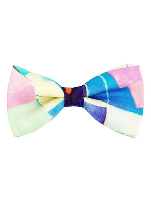 S HEARTED- TWILL BOWTIE