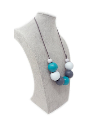 AN22N NECKLACE TURQUOISE MULTI