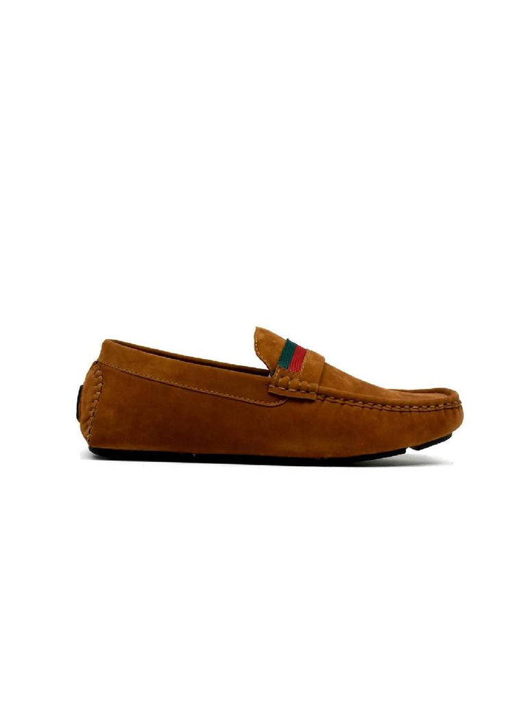 MSH-8004 STITCHED SLIP ON SHOES (sizes 6-11)