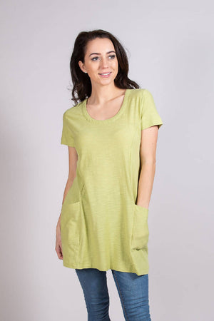 SS 1175 TUNIC LIME