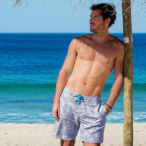 NAVAGIO RPET Beach Shorts