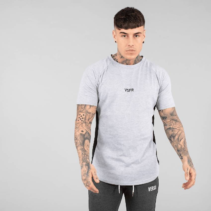 Booksar Vented Tee