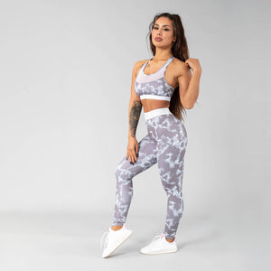 Postar Leggings - Grey Storm