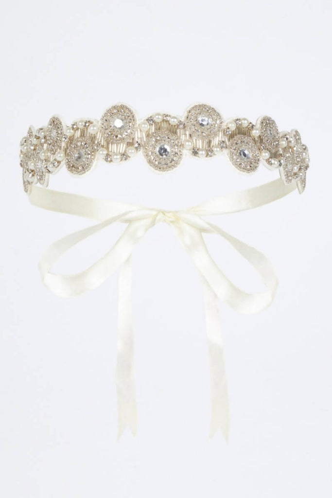Eliza Flapper Headband