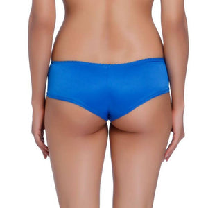 Blue Moon Glow SATIN SHORTY
