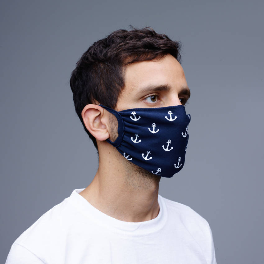 Face Masks - Anchor