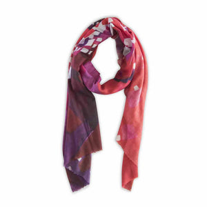 ENERGY- WOOL LONG SCARF