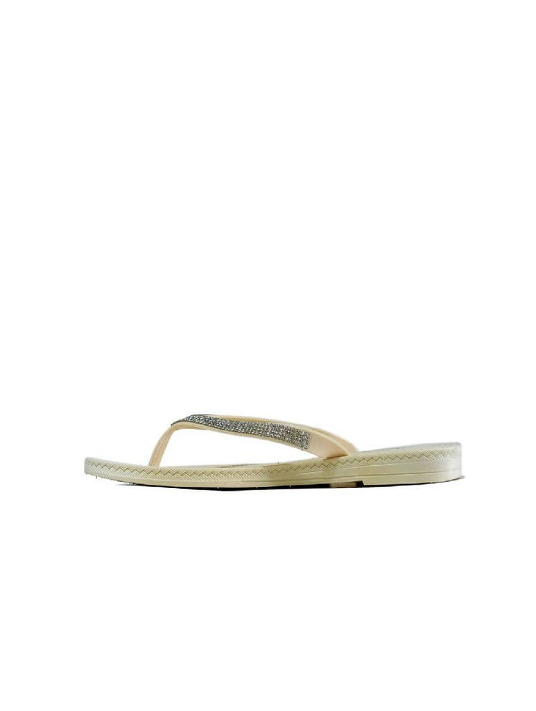 LLE-8095 LADIES DIAMANTE FLIP FLOP