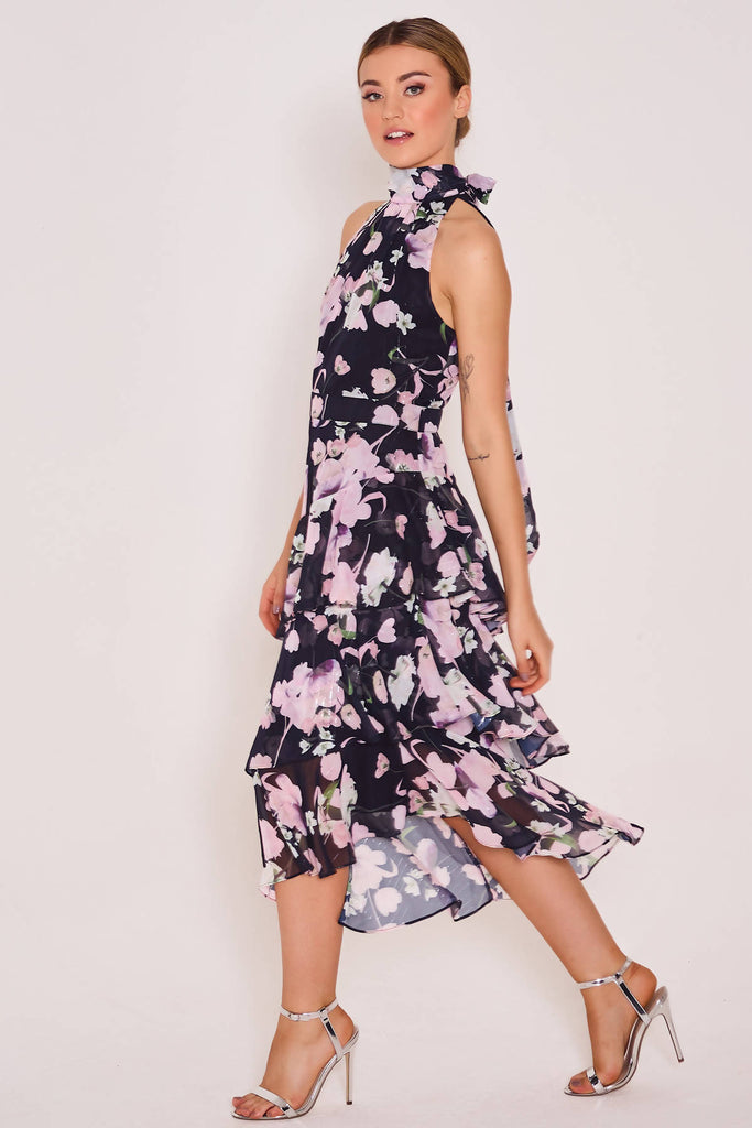Aussie Floral Dress