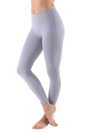 Active Cut and Sew Leggings with Zipper Pocket
