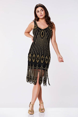 Molly Flapper Dress