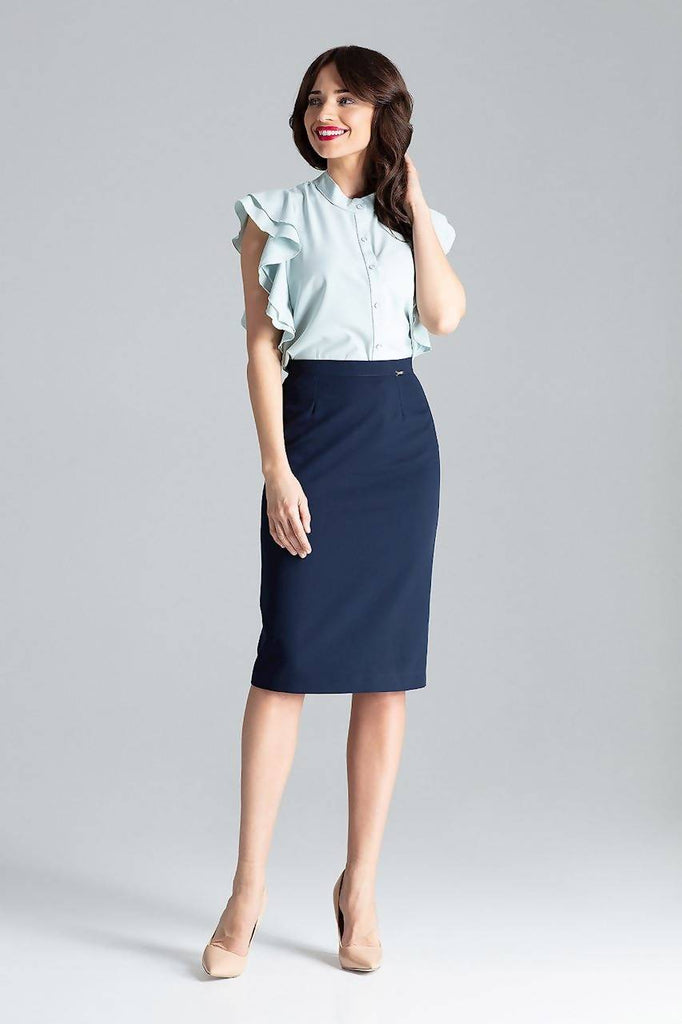 Fitted Skirt L029