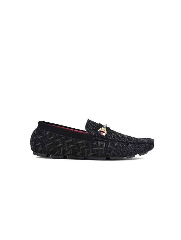 MSH-7785 BUCKLE SLIP ON SHOES (sizes 7-12)