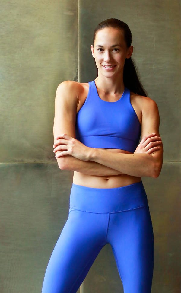 PULSE SPORTS BRA made from Recycled Plastic