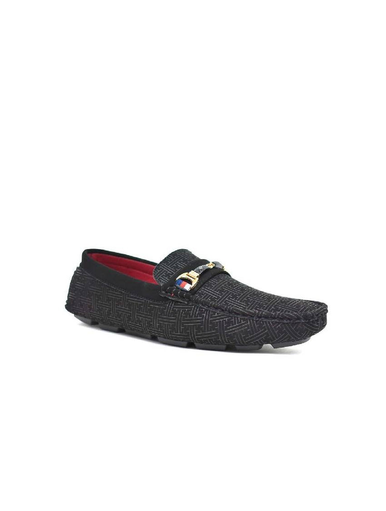 MSH-7785 BUCKLE SLIP ON SHOES (sizes 6-11)