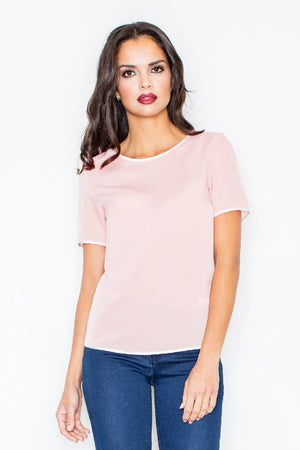 Pink Women Blouse
