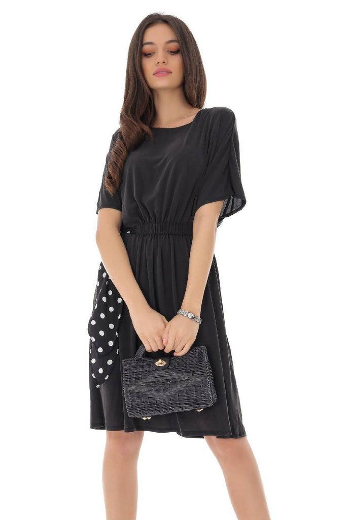 Chic drop sleeve tunic, Aimelia - DR4112