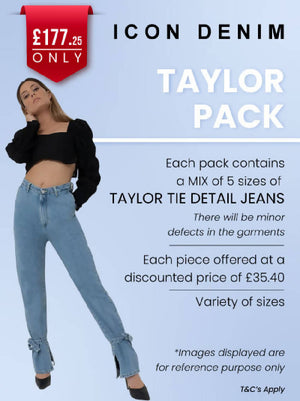 Assorted Premium Jeans Value Pack - TAYLOR