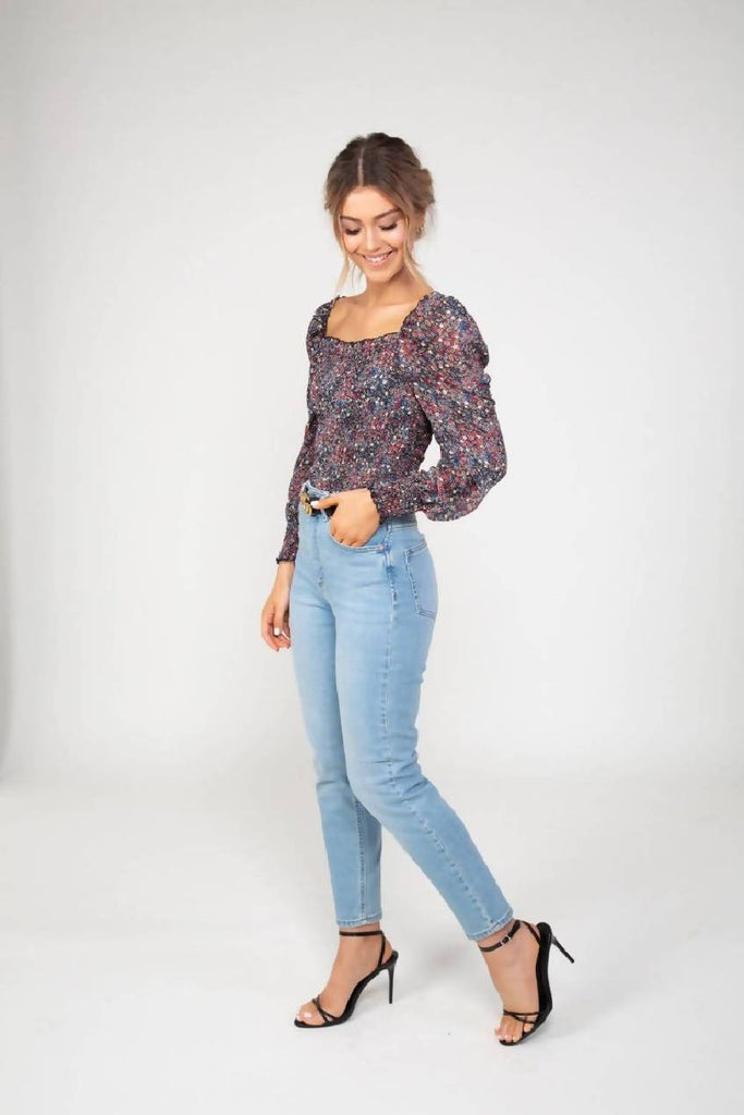 Molly Ruched Top