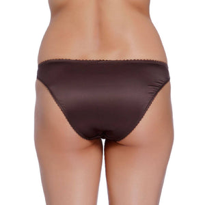 Happy Go Lucky Satin Brief