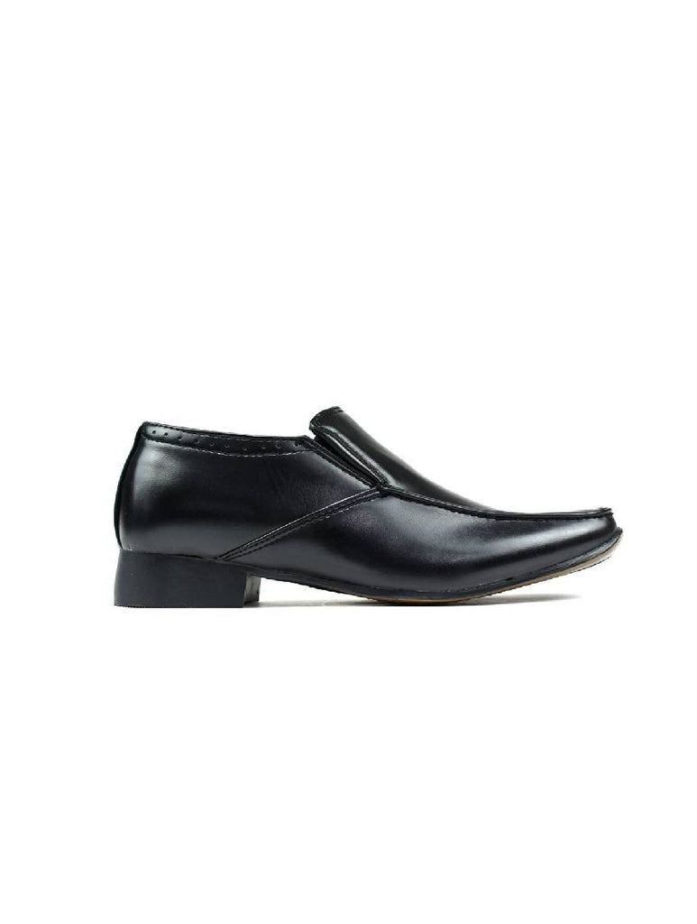 BSH-6707 TITAL SLIP ON SHOE BLACK - PACK OF 10