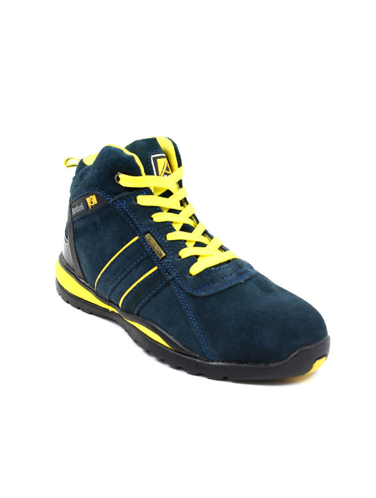 MBO-5617 LACE UP STEEL TOE SAFETY BOOT BOOTS SHOE SHOES - sizes 7-11