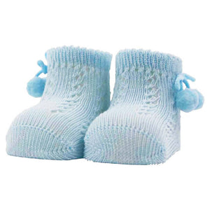 iN ControL Baby socks- Side Pompom