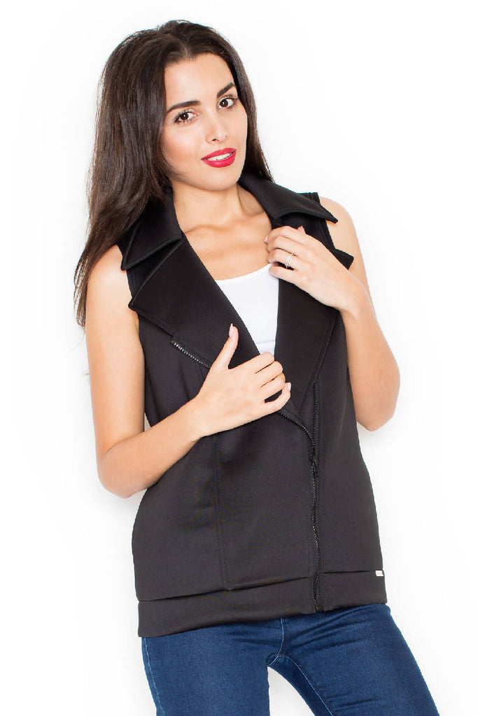 Womens Vest by Katrus