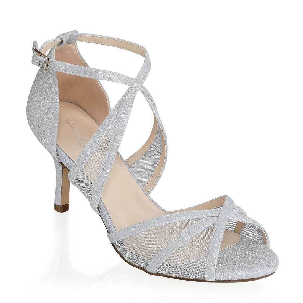 Helka Extra Wide Fit Ankle Strap Sandal