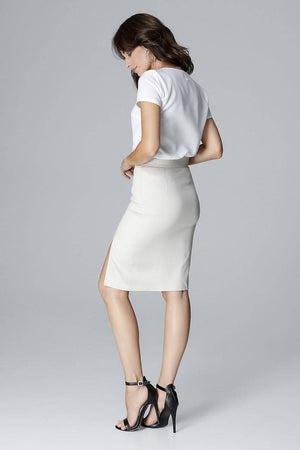 High Waist Pencil Skirt L011