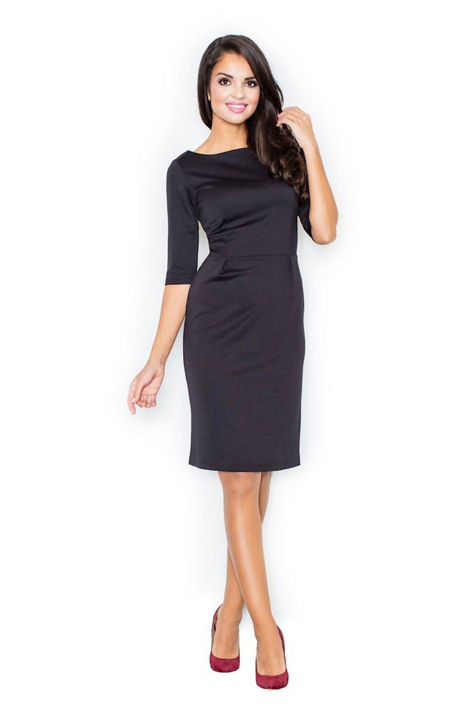 Elegant Fitted Dress M202