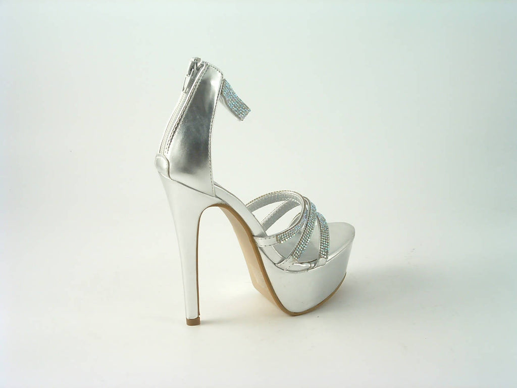 Divine Tall Diamante Platform