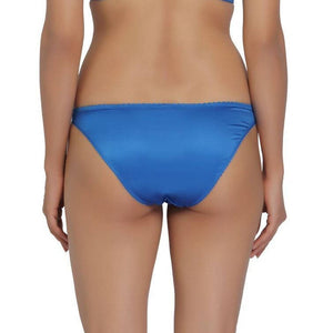Blue Moon Glow SATIN BRIEF