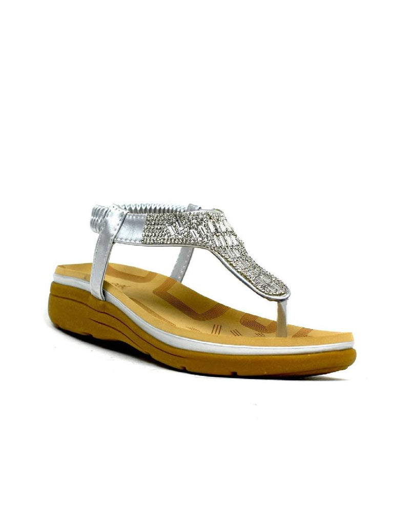 LSA-8030 TRACY-33 WEDGE SANDAL