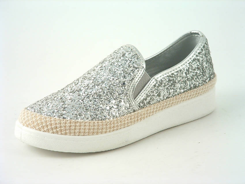 Glitter Espadrille Casuals Colours