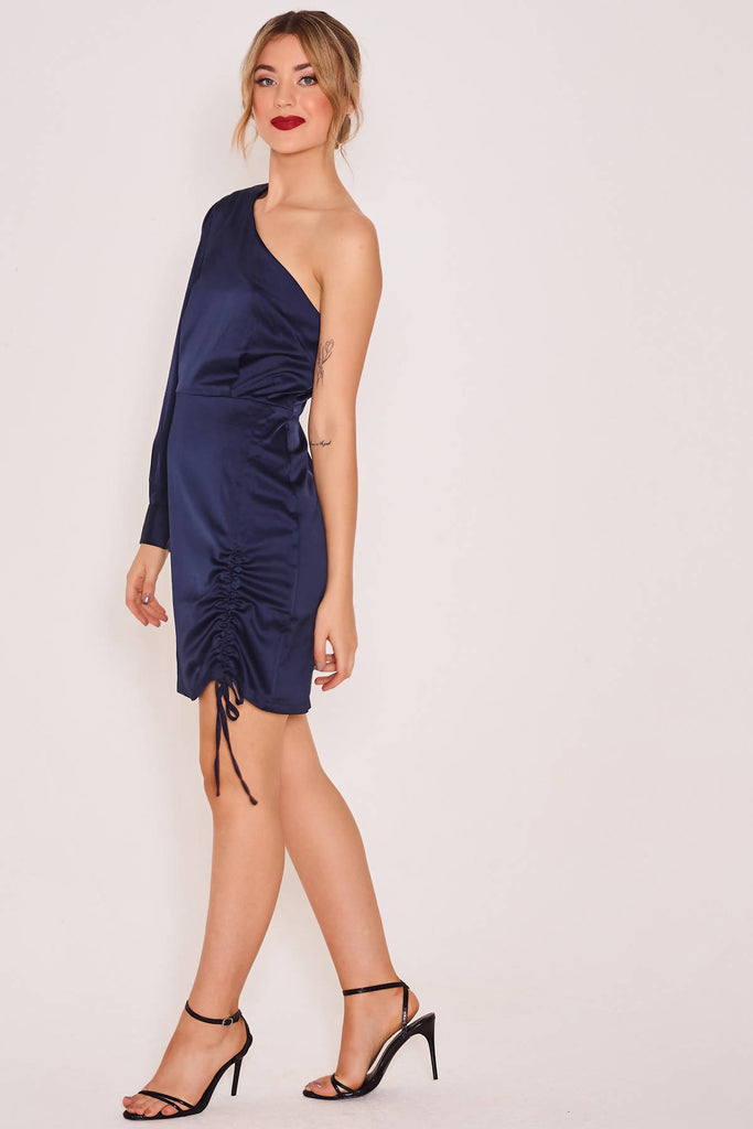 Tam One Sleeve Dress