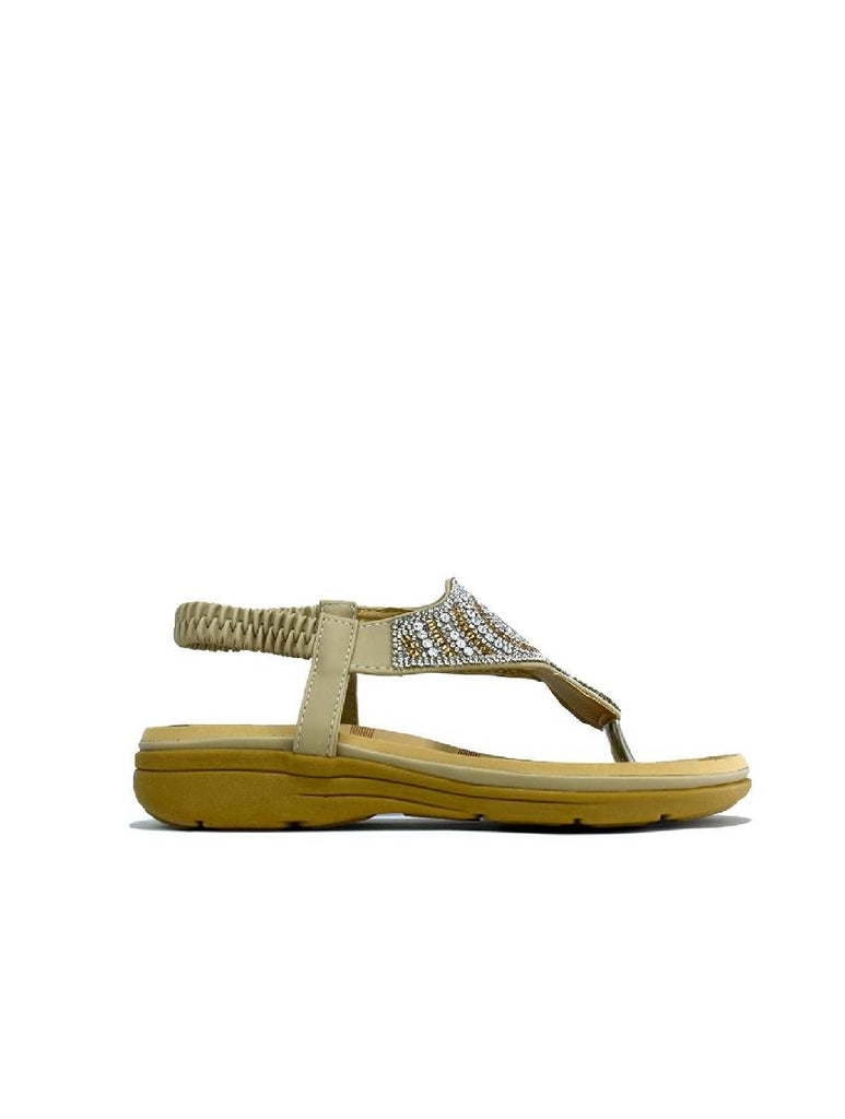 LSA-8013 BACK STRAPPY SANDAL