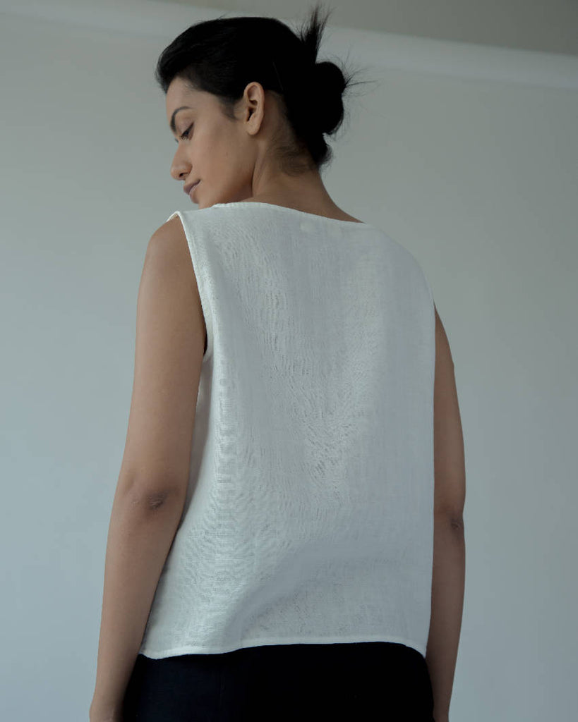 Shell Blouse