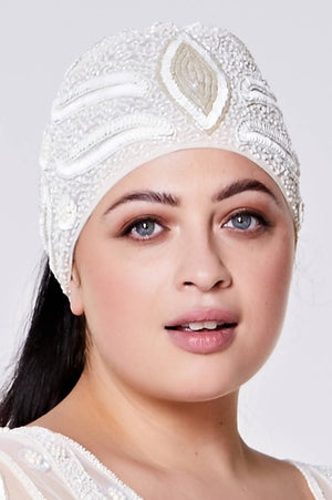Vegas Flapper Turban