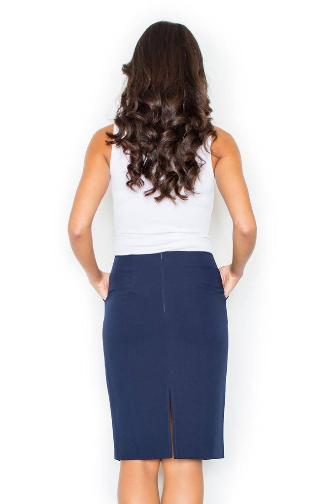 Elegant Pencil Skirt M260