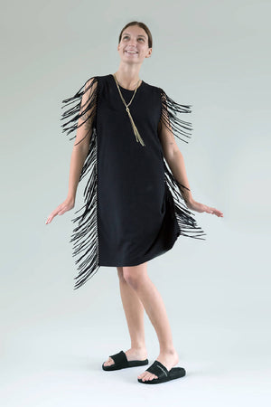 Chloe Fringe Dress