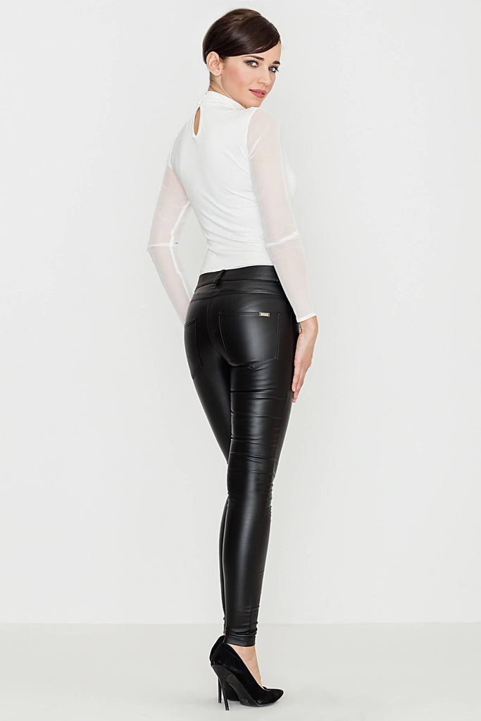 Eco Leather Pants K231