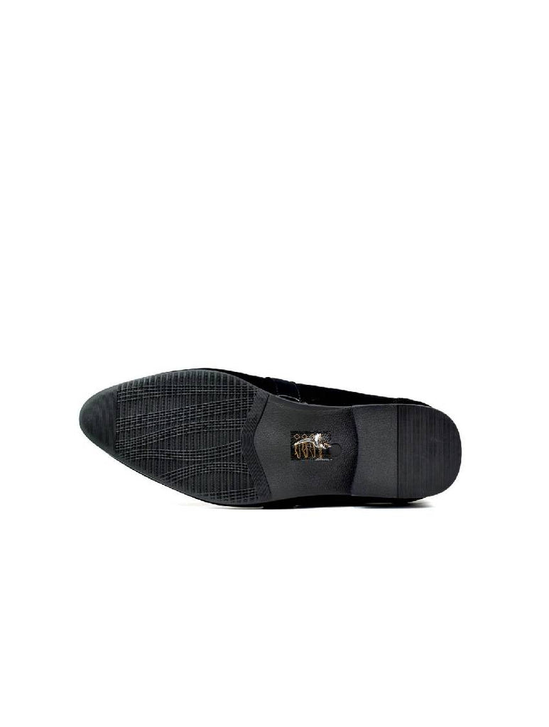 MSH-5889 HJ515-11 SLIP ON BUCKLE SHOES