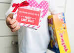 Valentine's Day Printable Coupons - give to your kids!